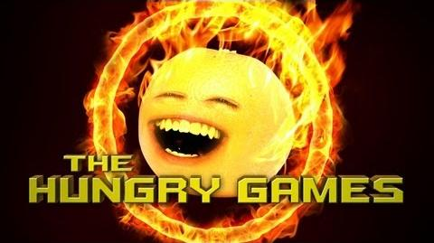 Annoying Orange: The Hungry Games