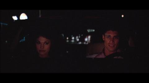 Scarface Limited Edition Blu-ray (1983) - Clip Manny And Gina In Car