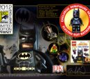 2012 San Diego Comic-Con International Exclusive Limited Edition Print