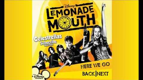 Lemonade Mouth - Here we go - Soundtrack