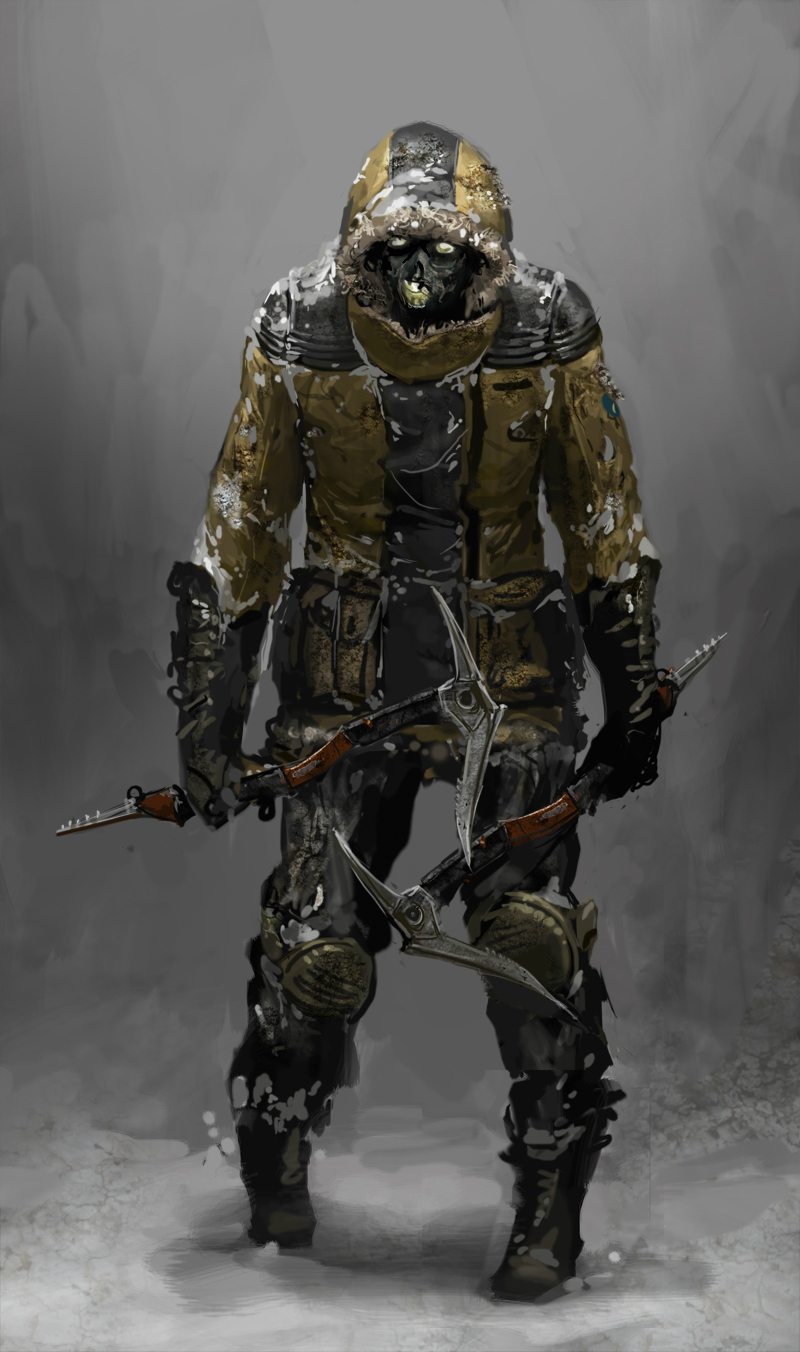 Waster - The Dead Space Wiki - Dead Space, Dead Space ...