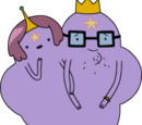 Lumpy Space Queen