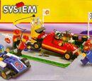 2554 Formula 1 Pit Stop