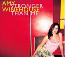 Stronger Than Me (song)