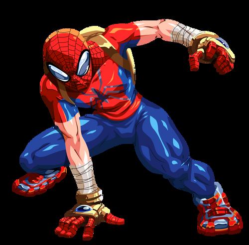 Lucifer Marvel: Peter Parker (Earth-2301)