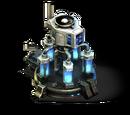 Orbital Strike Cannon