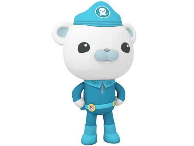 Barnacles Bear Disney Junior Wiki