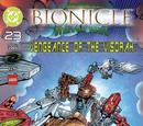 BIONICLE 23: Vengeance of the Visorak