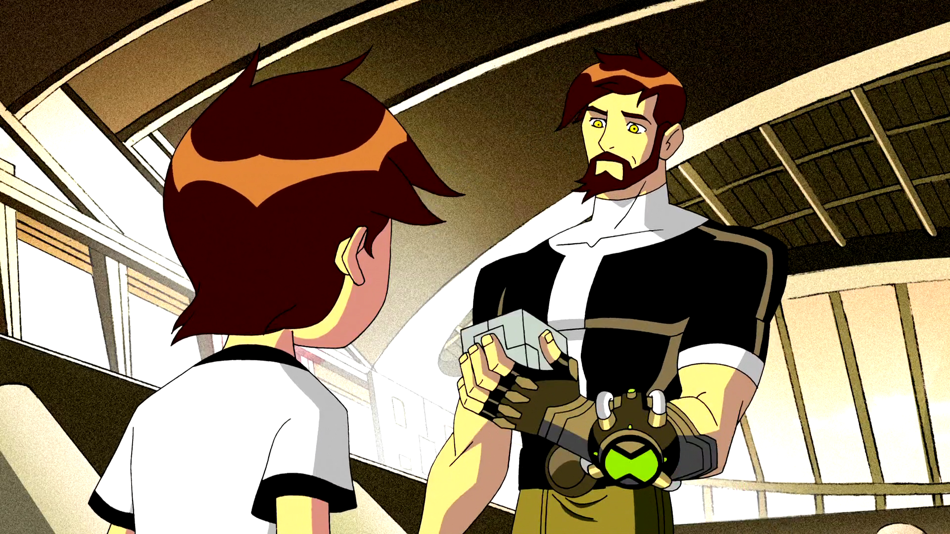 Ben 10 000 Of Ben 10 Ultimate Alien By Dlee1293847 On: Ben 10,000 With Cake.png