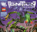 BIONICLE Ignition 8: Sea of Darkness