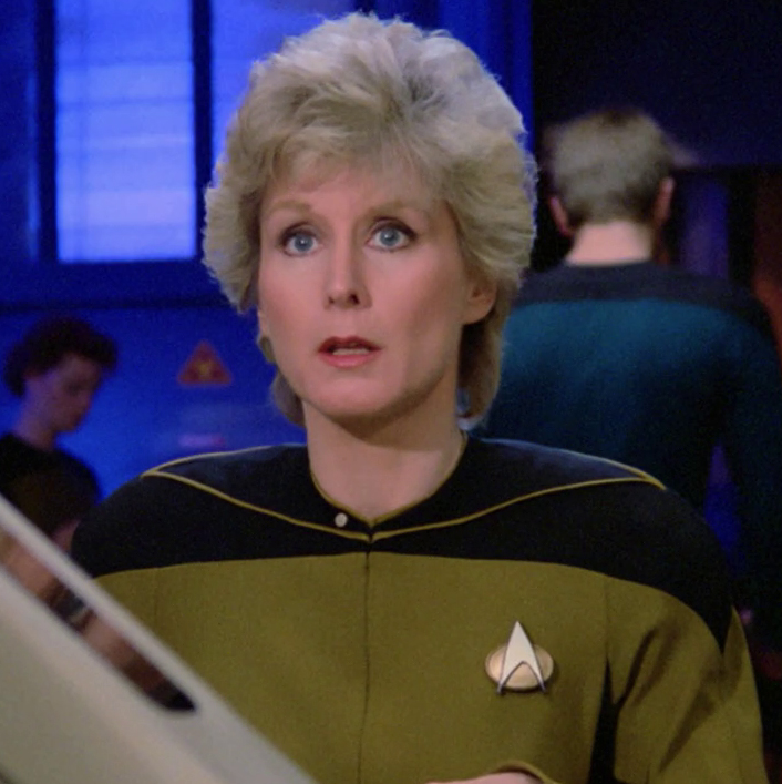Carolyne Barry - Memory Alpha, the Star Trek Wiki