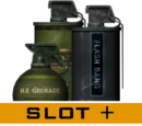 Expand Grenade Slot