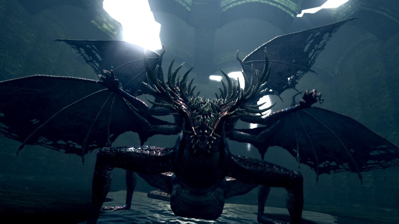 image gaping dragonjpg dark souls wiki