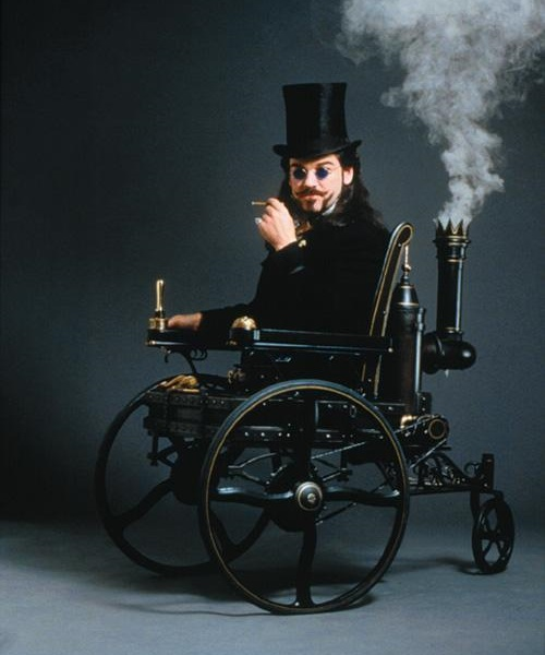 picture : scientist in a wheel chair - Cheerinfomania.Com