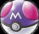 Poké Balls de la primera generación