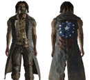 AKtrollin's PS3 Fallout: New Vegas Character: The Courier