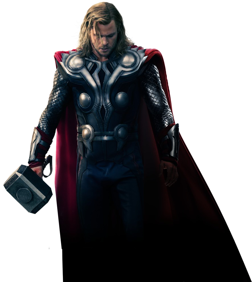 Image - Thor TheAvengers.png - Marvel Movies Wiki ...