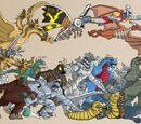 Godzilla:Battle Royale
