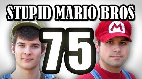 Stupid Mario Brothers - Episode 75
