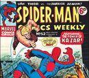 Spider-Man Comics Weekly Vol 1 52