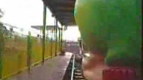 Green Scream