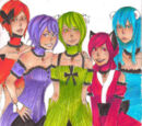 Tokyo Mew Mew: Replaced Chapters
