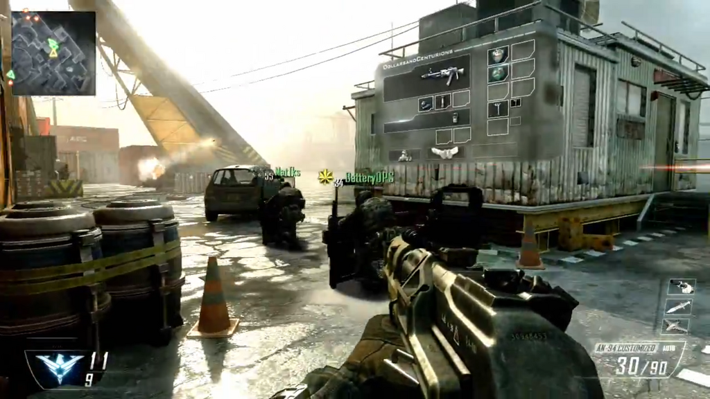 Скачать торрент Call of Duty: Black Ops - Multiplayer Only (REPZOPS) (2010/