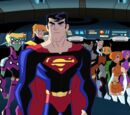 Legion of Superheros Season 3-9