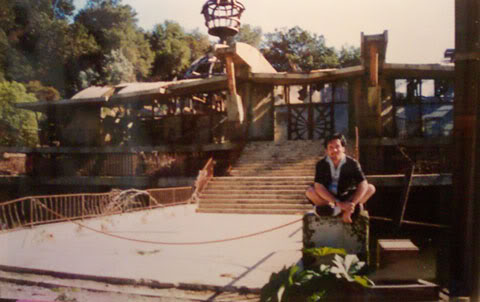 jurassic park set