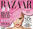 Harper's Bazaar (September 2012)