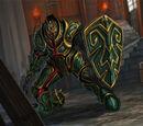 Animated Armor (Mini Boss)