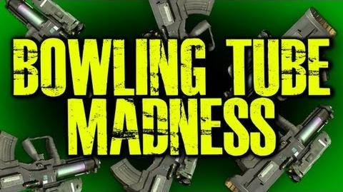 MW3 Bowling Tube (XM25) Madness