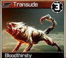 Transude