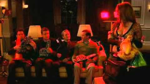 Bachelor Party - The Strippers Show