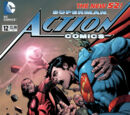 Action Comics Vol 2 12