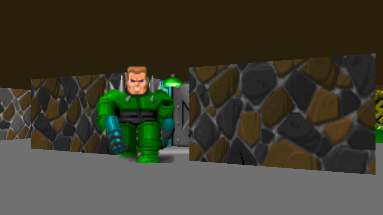 Spear of destiny floor 5 wolfenstein wiki for Floor 5 boss map