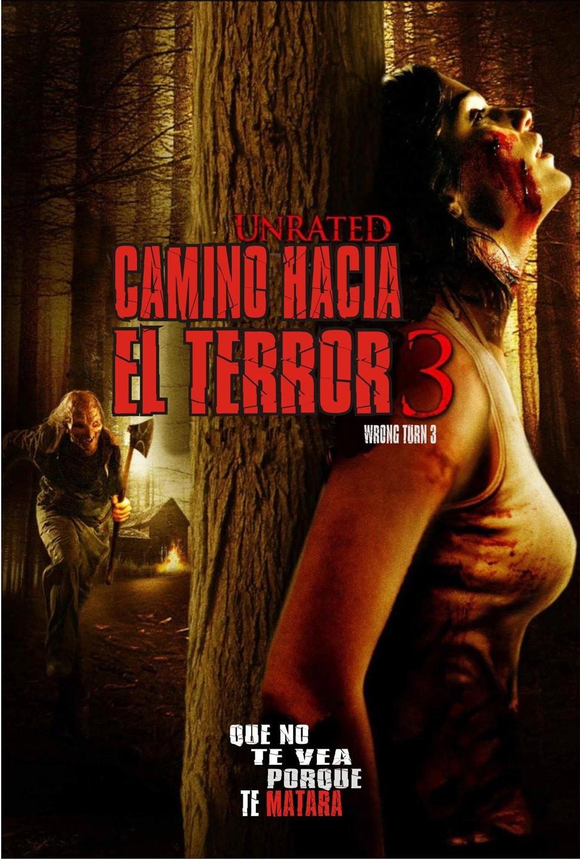 Ver Pelicula Camino Hacia el Terror 4 Online Gratis