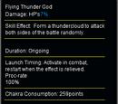 Flying Thunder God