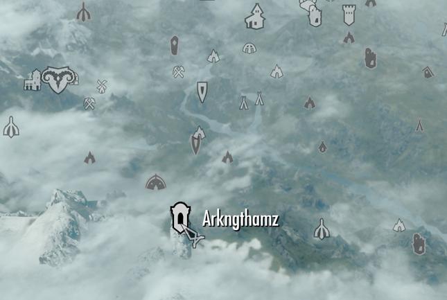 Arkngthamz the elder scrolls wiki