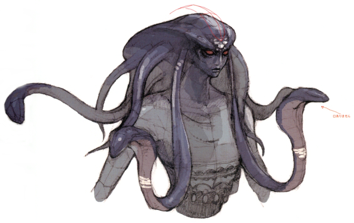 lamia guys Laymia (レイミア, reimia) is lamia's mother and seems to be one of behemoth's closest advisors and the one in charge of the 34 pillar division before jabberwock's return.