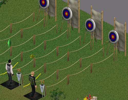 archery 21 arrow range - photo #15