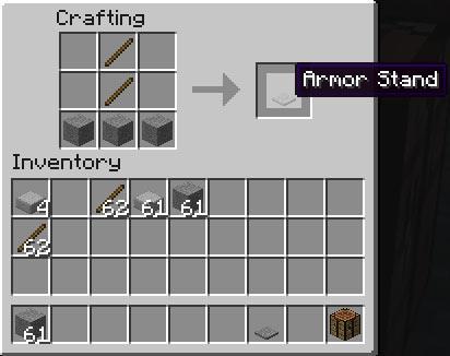 Crafting Horse Armor Minecraft
