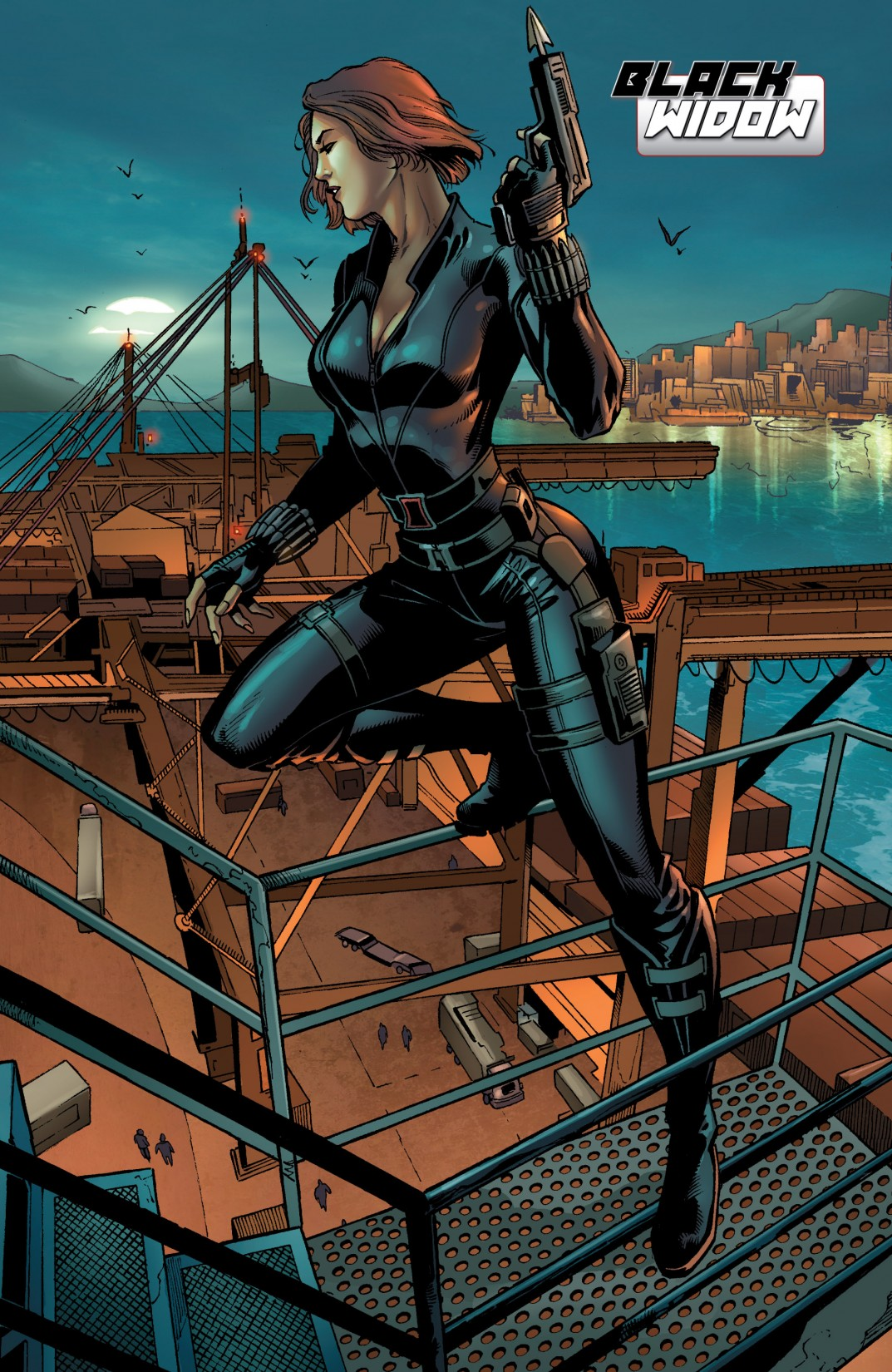 Marvel black widow - photo#45