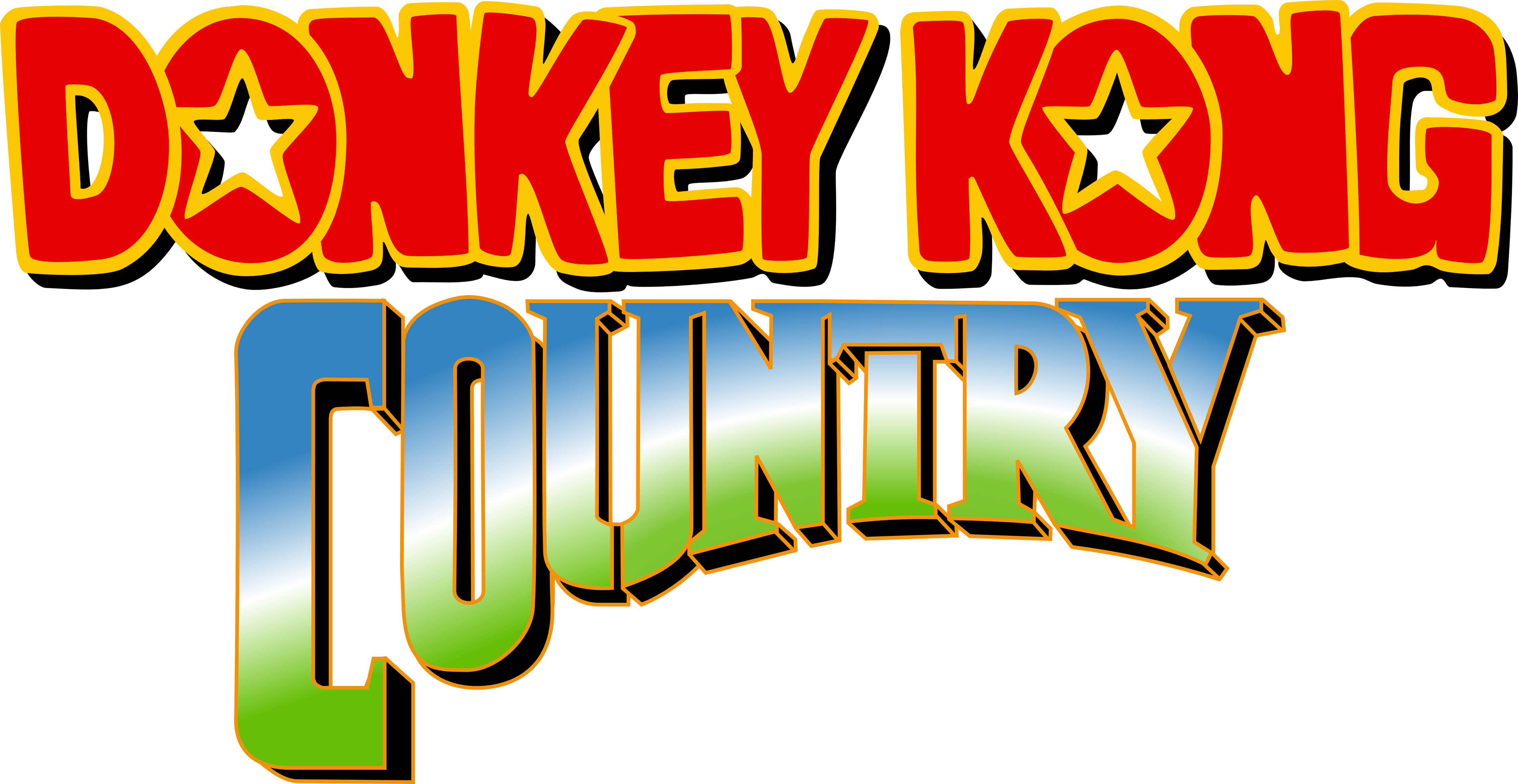 It's just a graphic of Astounding Donkey Kong Logo