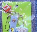 4503058 Mobile Phone Accessory, Strap with Fabuland Elephant pendant