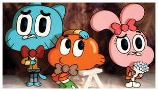 Amazing world of gumball nicole fanfiction