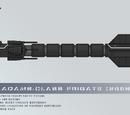 John Adams-class Frigate