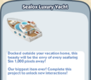 Sealox Luxury Yacht