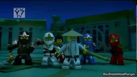 NinjaGo Season 2 Ep 19 (Preview) Wrong Place Wrong Time