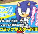 Sonic and the Black Knight (manga)